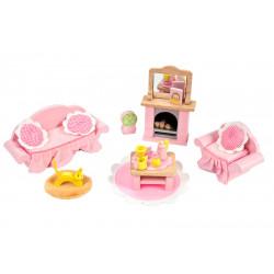 Salón Daisy casa de muñecas