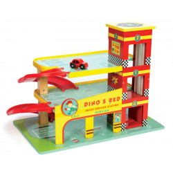 Dinos Garaje Le toy Van
