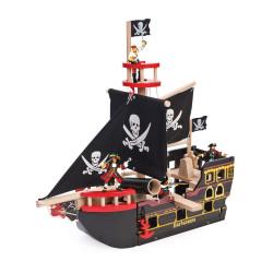 Barco pirata Barbarosa Le...
