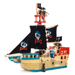 Barco pirata Jolly Le Toy Van