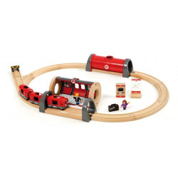 Circuito de Tren el Metro Brio