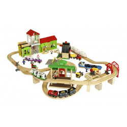 Circuito de Tren Brio World...