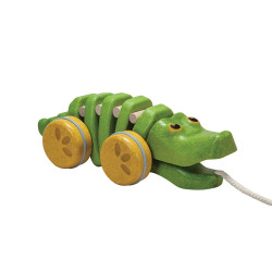 Arrastre Cocodrilo Verde...