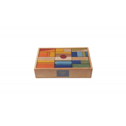 Rainbow Blocks 63 pzas XL...
