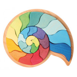 Puzzle Caracol Grimms