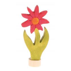 Figura Planta Roja Grimm's