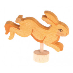Figura Conejo saltando Grimm's