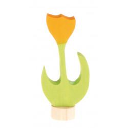 Figura Tulipán Amarillo...