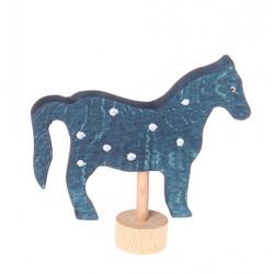 Figura Caballo azul Grimm's