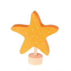 Figura Estrella de mar Grimm's