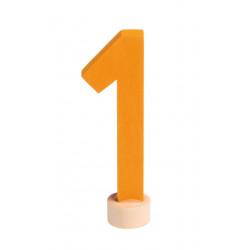Número 1 Grimm's