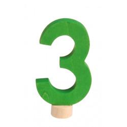 Número 3 Grimm's