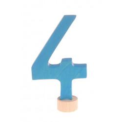Número 4 Grimm's