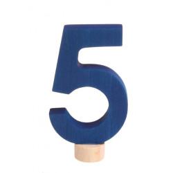 Número 5 Grimm's