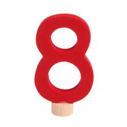 Número 8 Grimm's