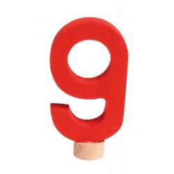 Número 9 Grimm's