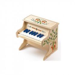Piano de madera Djeco