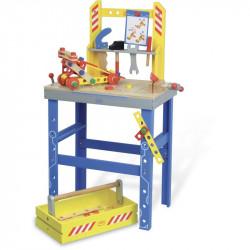 Mesa de carpintero infantil...