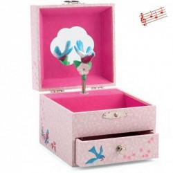 Caja de música Pajaritos Djeco