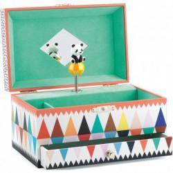 Caja de música Panda Djeco