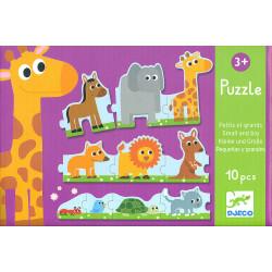 Puzzle Pequeñas y Grandes...