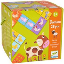 Domino La Granja Djeco