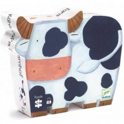 Puzzle Las Vacas djeco