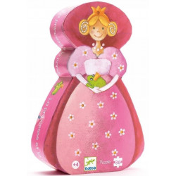 Puzzle La princesa djeco