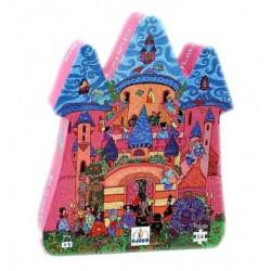 Puzzle el castillo de...