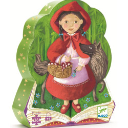 Puzzle La caperucita Roja...