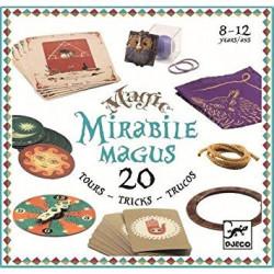Juego de magia Mirabile...