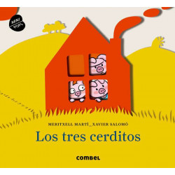 Los tres cerditos Pop-Up