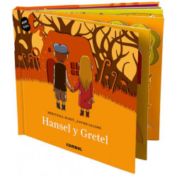 Hansel y Gretel Pop-up