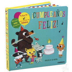 ¡Cumpleaños feliz! Libro...