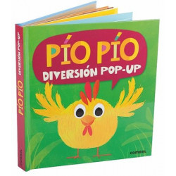 Pio Pio diversion Pop-up