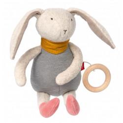Peluche Musical Conejo Sigikid