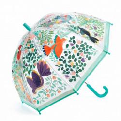 Paraguas de flores y...