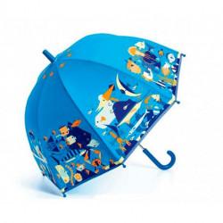 Paraguas mundo marino djeco