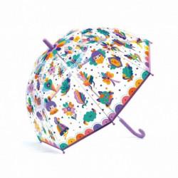 Paraguas Arco Iris djeco