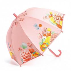 Paraguas infantil jardín de...
