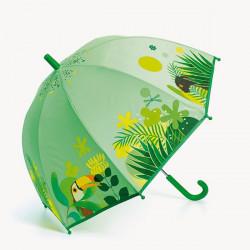 Paraguas infantil jungla...