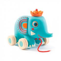Arrastre Zephir Elefante Djeco