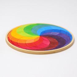Espiral de color Arcoiris...