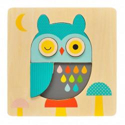 Puzzle Little Owl PetitCollage