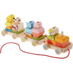 Tren Creaferme Djeco