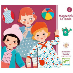 Magneticos la moda DJECO