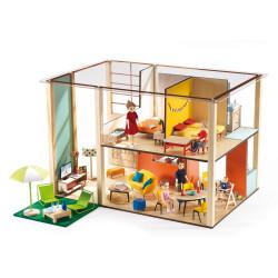 Casa Cubic House Djeco
