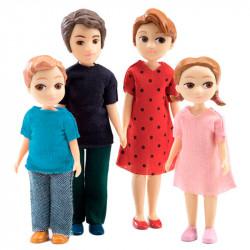 La familia Thomas Djeco