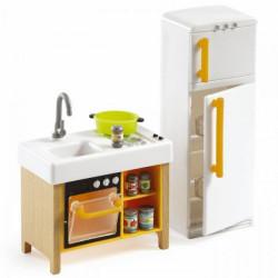 La cocina compacta Djeco