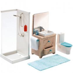 El cuarto de baño Djeco